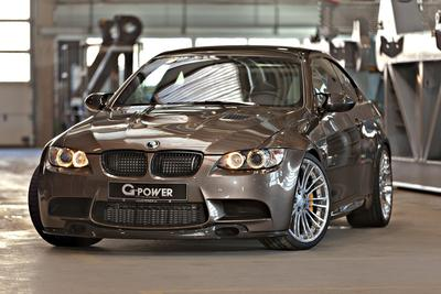"G-POWER presents the first ""HURRICANE"" of the BMW 3 series - the 720 hp strong M3 HURRICANE RS is the climax of the BMW M3 series with the legendary V8 high-rev engine"